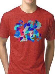 contemporary Tri-blend T-Shirt