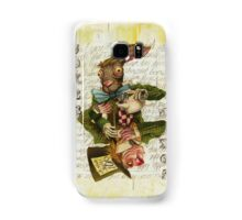 Mad Hatter Joker Card Samsung Galaxy Case/Skin