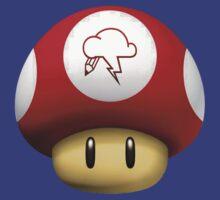 Cloud Creator Mushroom by LewisJamesMuzzy