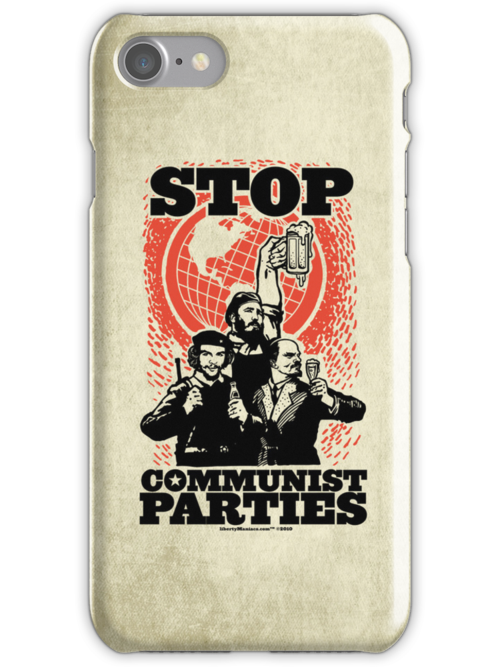 Stop Communist Parties by LibertyManiacs