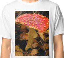 Fly Agaric Mushroom Classic T-Shirt