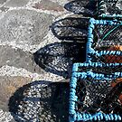 blue crab pots by NordicBlackbird