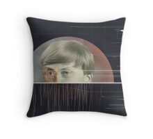 Under Constraction Throw Pillow