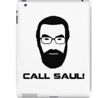 Call Saul! iPad Case/Skin