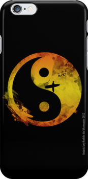 yin yang surfin V1 by frederic levy-hadida