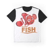 clown fish Graphic T-Shirt