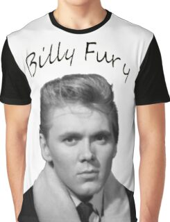 Billy Fury Graphic T-Shirt