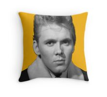 Billy Fury Throw Pillow
