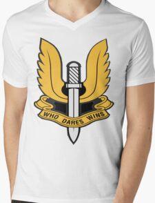 SAS Mens V-Neck T-Shirt