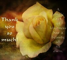 Thank you, act of kindness (for all my co hosts) by vigor