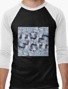 Kraftwerk X Symmetry Men's Baseball ¾ T-Shirt