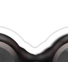 The Goggles (Colour) Sticker
