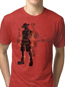 Fire Fist Tri-blend T-Shirt