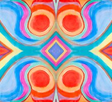 Color Doodles by Lisa Kyle Young