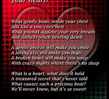 What's in your heart? by Elisabeth Dubois