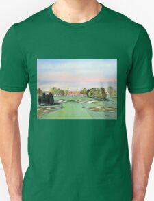 Bethpage Golf Course 18th Hole T-Shirt