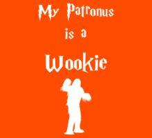 My Patronus is a Wookie Kids Tee