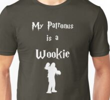 My Patronus is a Wookie Unisex T-Shirt