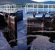 The last lock by globeboater