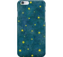 I want to kiss you under the stars iPhone Case/Skin