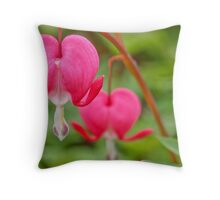 Touched by Love Throw Pillow