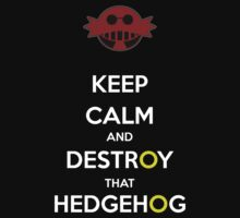 Keep Calm Robotnik by thethorn