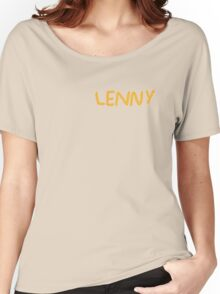 Big Bang Theory - Lenny Jumper Women's Relaxed Fit T-Shirt