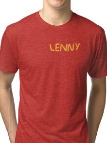 Big Bang Theory - Lenny Jumper Tri-blend T-Shirt