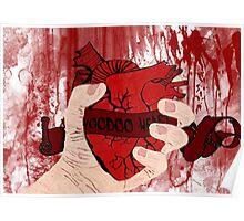 Voodoo Heart Poster