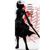 Mikasa iPhone Case/Skin
