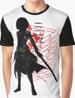 Mikasa Graphic T-Shirt