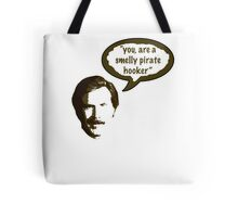 Smelly pirate hooker Tote Bag