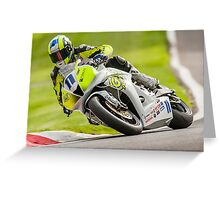 Bike 11 .Sam Lowes  Greeting Card