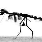 Dinasaur B&W 2 by RichPicks