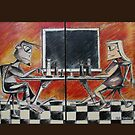 The Chess Game by Andrew Tomlins