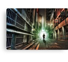 Magic Man Canvas Print