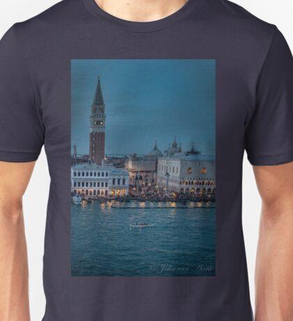 (see large)        ...Venice at night .... T-Shirt