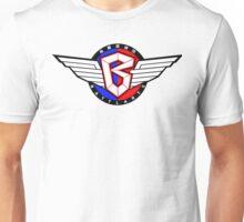 Fighting Detectives Batoratsu - Red Line Variant Unisex T-Shirt