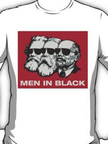 Cool Men in Black T-shirt T-Shirt