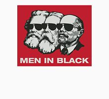 Cool Men in Black T-shirt Unisex T-Shirt