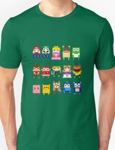 NINTENDO CHARACTERS T-Shirt