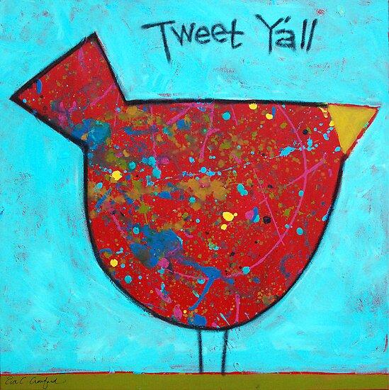 Tweet Y'all by Eva C. Crawford