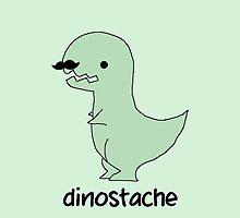 Dinostache by Robyn Hoddell