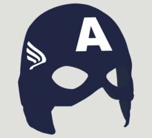 Captain America Helmet. by UtherPendragon