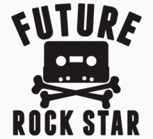 Future Rock Star One Piece - Short Sleeve