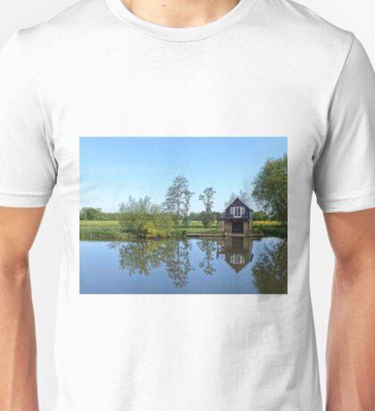 Thames River Boathouse Unisex T-Shirt