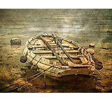 The Old Fishing Boat Photographic Print