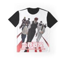 Kekkaisensen - Blood Blockade Battlefront Graphic T-Shirt