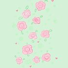 Roses; iPhone/iPod by qtee