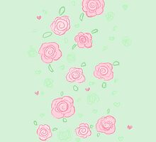 Roses; iPhone/iPod by Robyn Hoddell
